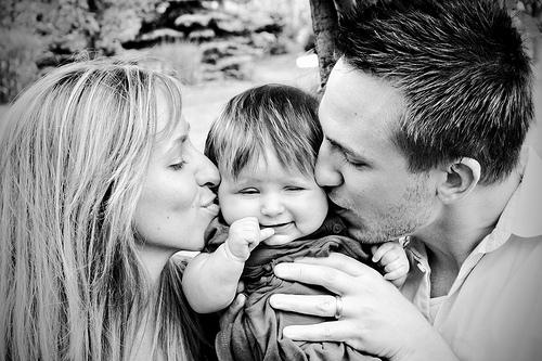 Por qué elegi la crianza respetuosa con mi hija