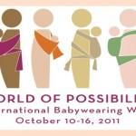 Crianza: Semana Internacional de la Crianza en Brazos 2011
