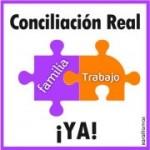Queremos criar a nuestros hijos #conciliacionrealya