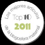 Carnaval de blogs: Top 10, los mejores artículos de la blogosfera maternal
