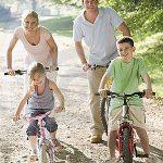 10 formas de hacer ejercicio con tus hijos