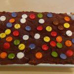 Cocinando con niños una tarta de chocolate