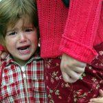 ¿Por qué lloran los niños al quedarse en la guardería?