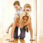 ¿Te diviertes con tus hijos?