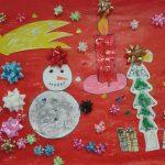 Mural de Navidad