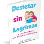 Mañana ¡lanzamiento en Amazon de Destetar sin Lagrimas!
