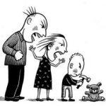 3 razones para no gritar a tus hijos