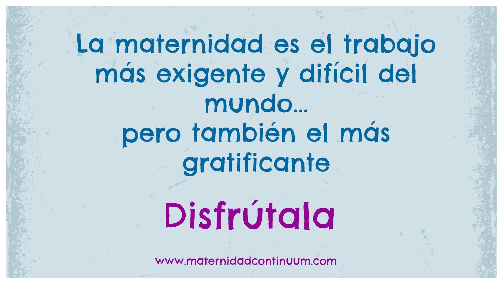 37282e7d1 Feliz Lunes  disfruta de tu maternidad – Maternidad Continuum