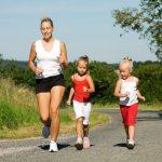 Practicar deporte con tu bebé ¡es posible!