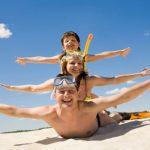 ¿Disfrutas del verano con tus hijos o lo sufres?