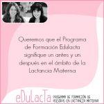 Nuevo Programa de Formación de Asesoras de Lactancia Materna EDULACTA