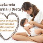 Videoconferencia Lactancia Materna y Dieta