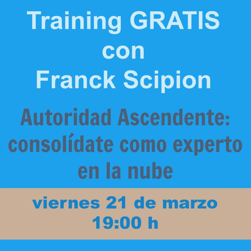 cartel_training_Autoridad_ascendente