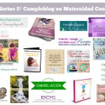 Ganadores del Mega Sorteo 5º Cumpleblog de Maternidad Continuum