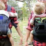 ¿Cómo sé si mi portabebés es ergonómico?