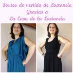 """Ganador del sorteo del Vestido de Lactancia con """"La Casa de la Lactancia"""""""