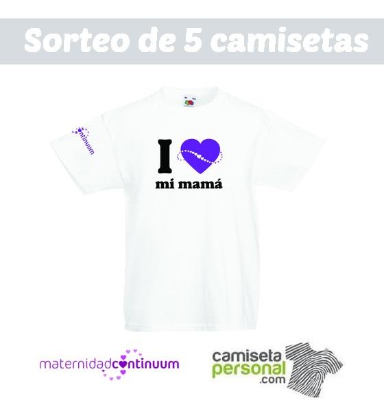 cartel sorteo camisetas