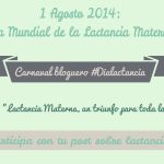 Semana Mundial de la Lactancia Materna 2014: Carnaval Bloguero