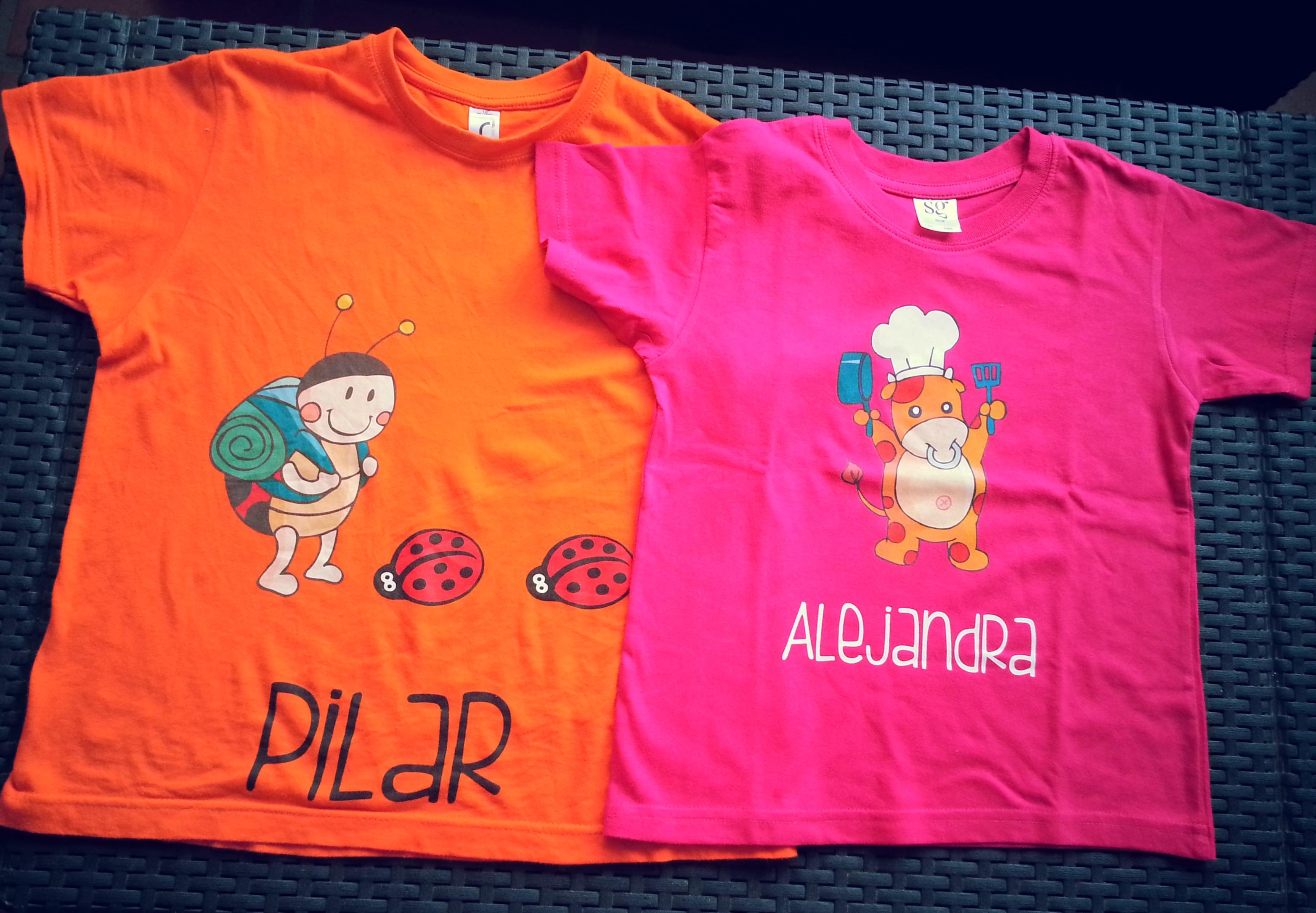 camisetas_niñas