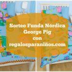 Ganador Funda Nórdica de George Pig