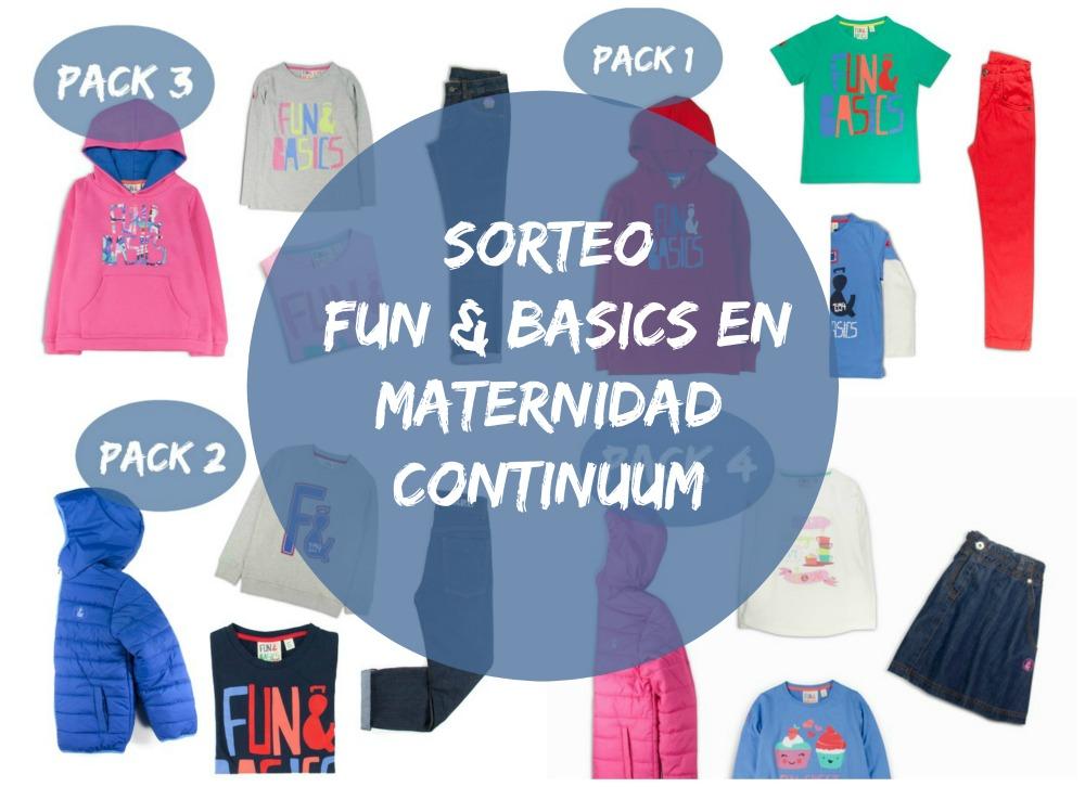 Cartel Sorteo FunBasics