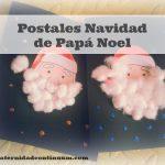 Postales de Navidad de Papá Noel