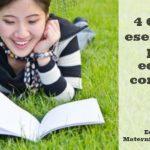 4 claves esenciales para educar con éxito