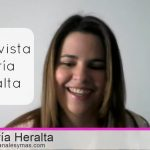 Entrevista a María Heralta mamá emprendedora y creadora de Pañales y Más