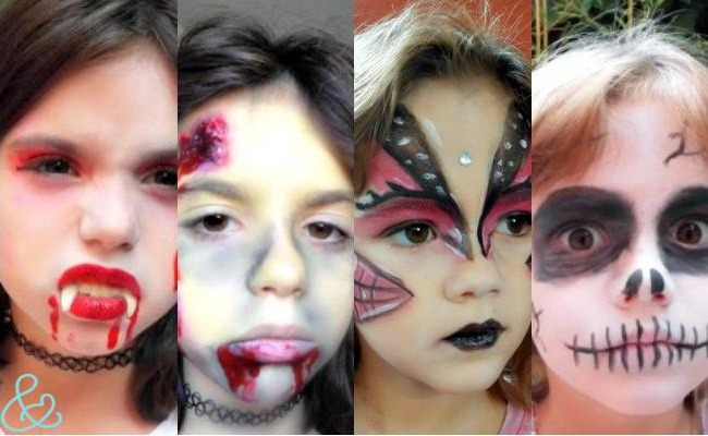 maquillaje-halloween-collage