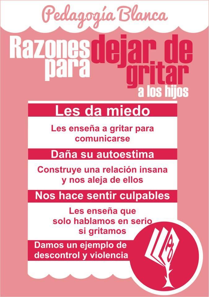 razones_no_gritar