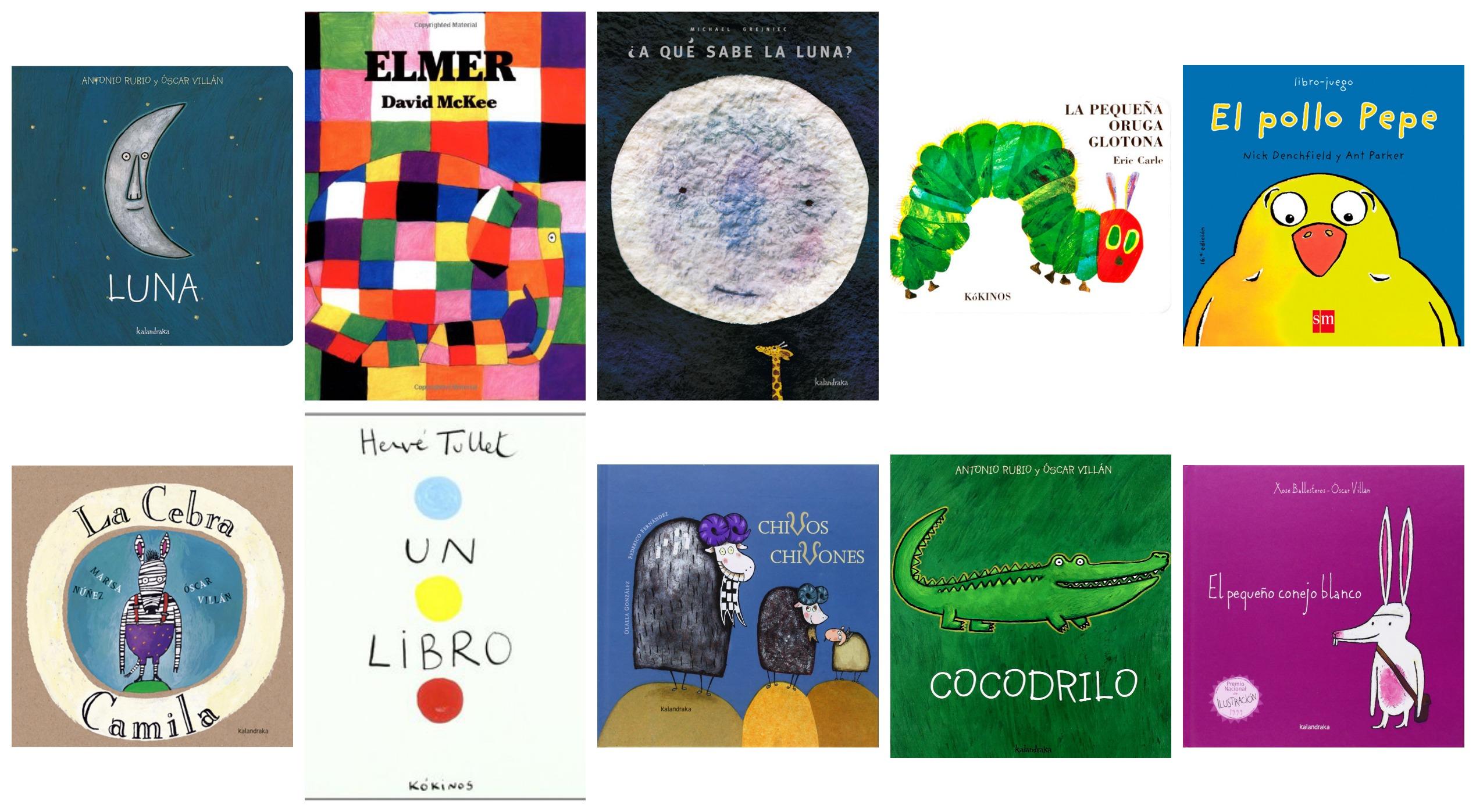 libros infantiles recomendados 3 anos