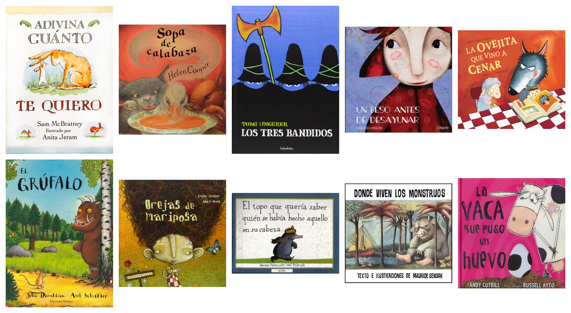 Los 10 mejores cuentos para que los niños de 4-6 años amen la ...