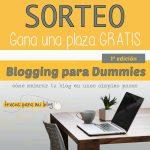 Curso Blogging para Dummies y SORTEO