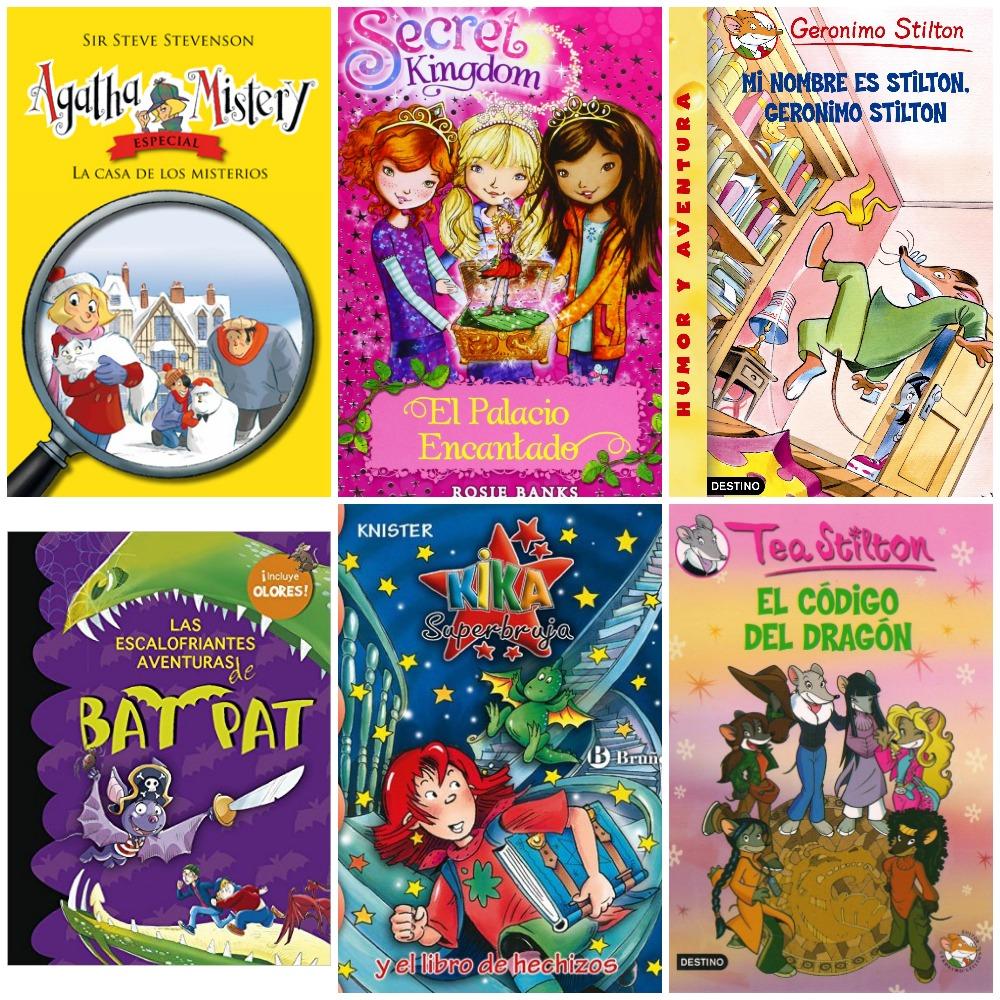 libros infantiles 8 anos