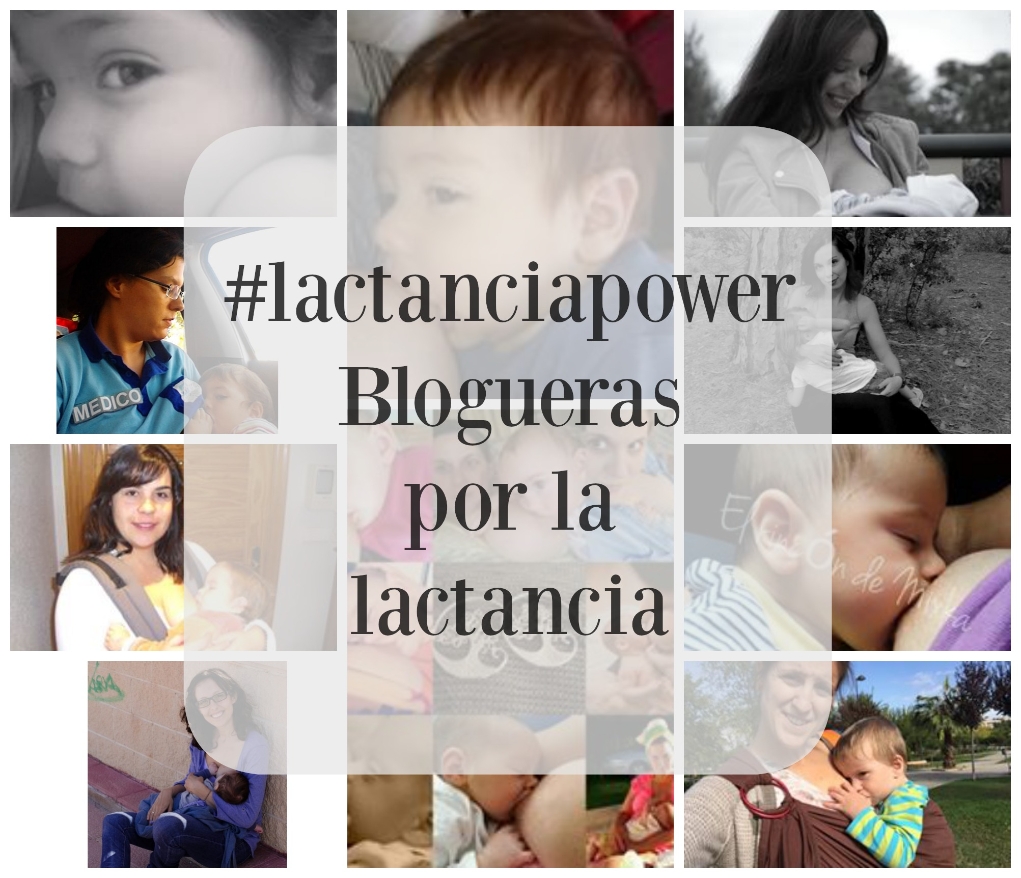 #lactanciapower_collage