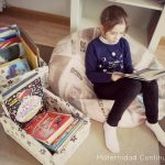 Cesta de cuentos: mi sistema para que mis hijas y sus amigos lean