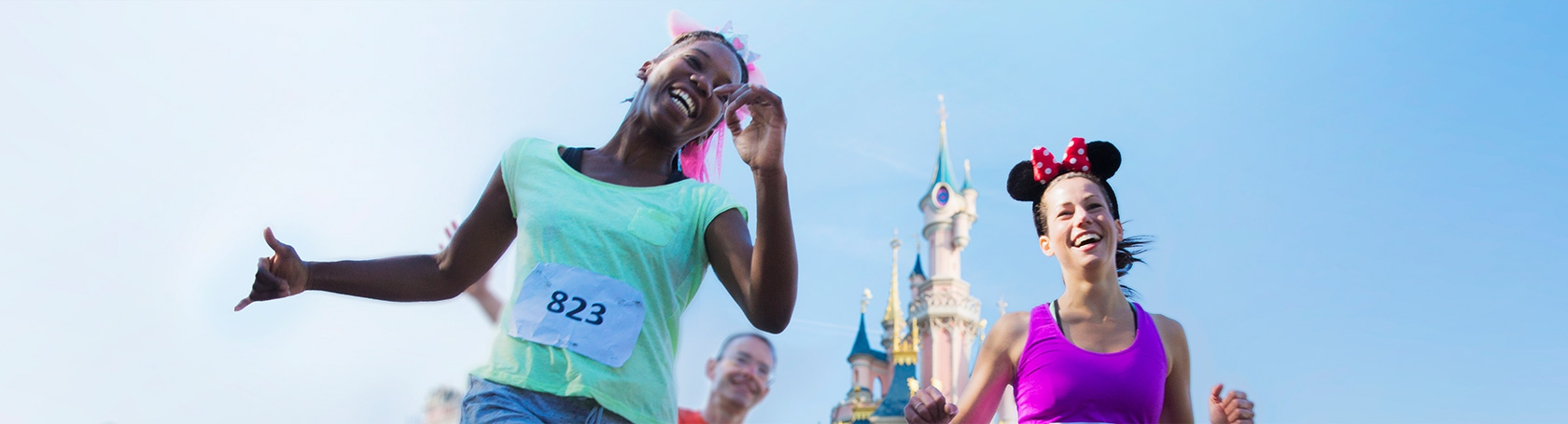 """¿Te gusta correr"""" no te pierdas el segundo runDisney week-end en París"""