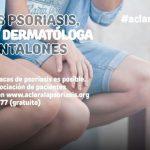 #Aclaralapsoriasis, visibilicemos y normalicemos la psoriasis