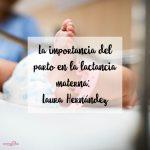 La influencia del parto en la lactancia