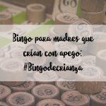 Bingo navideño de crianza con apego: #Bingodecrianza