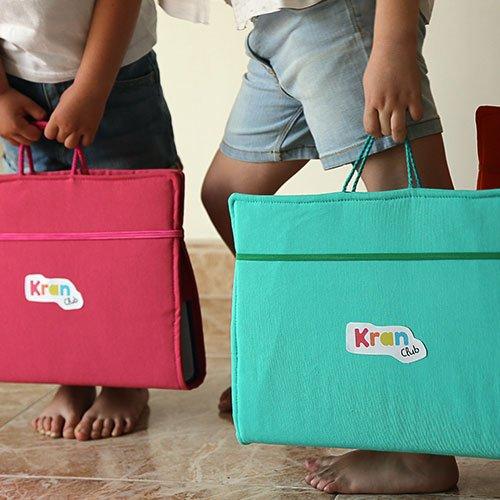 Un idea divertida para el verano: el maletín KranBox