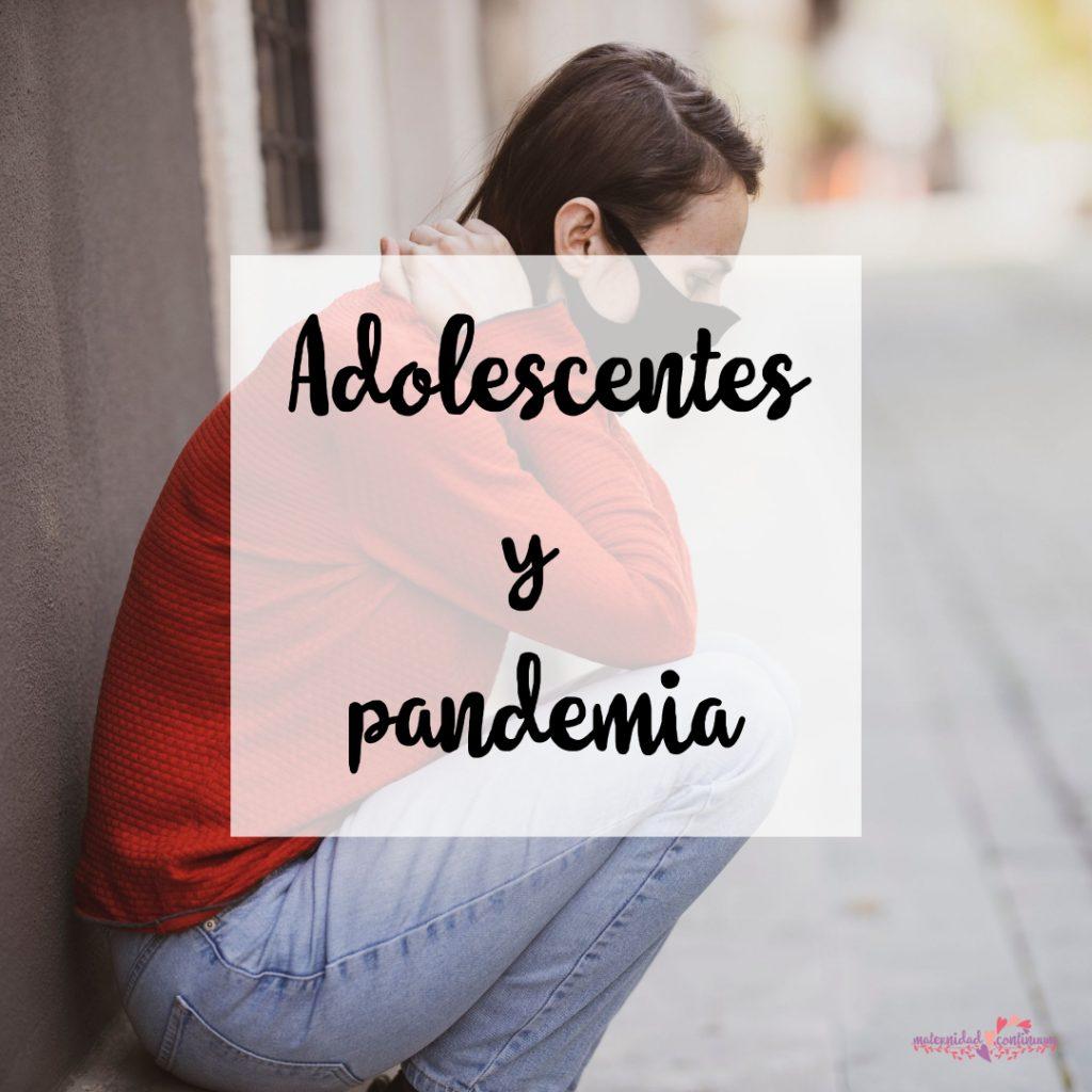 Adolescentes y pandemia